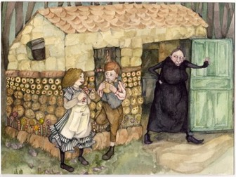 Hansel and Gretel: A Class Assembly