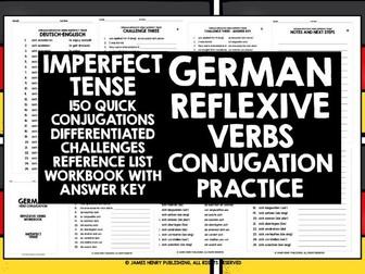 GERMAN REFLEXIVE VERBS CONJUGATION  3