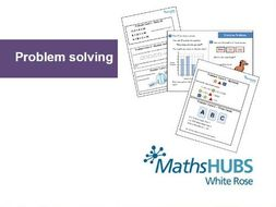 Reasoning - Problem Solving - Number (KS1) & Fractions and Percentages (KS2) - March 15th
