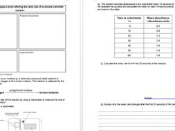 AS/A Level Biology Core Practical Booklet