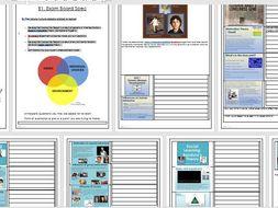 BTEC Health & Social Care Level 3 Unit 1 Human Lifespan - B1 Nature Nurture content