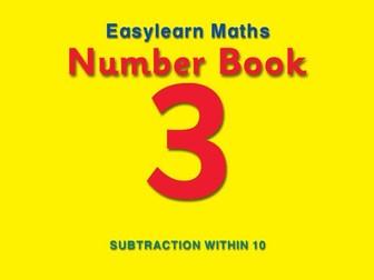 NUMBER BOOK 3
