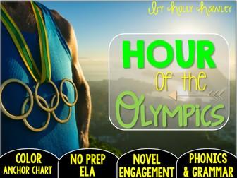 Hour of the Olympics NO PREP ELA