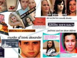 Jodi Arias - Travis Alexander - Murder - Criminal - Abuse Defense - 65 Slides