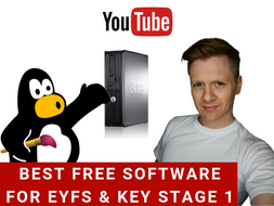 FREE SOFTWARE FOR EARLY YEARS & KEY STAGE 1 | TUX PAINT
