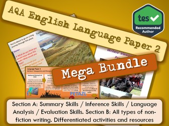 AQA English Language Paper 2