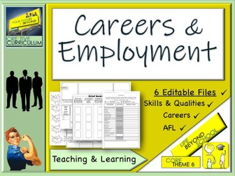 Careers and Employment