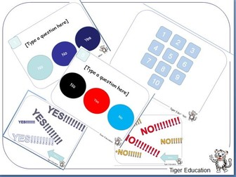 Editable game PPT for quizzes