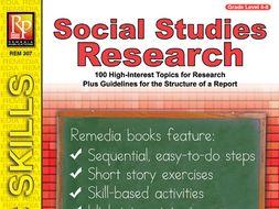 Social Studies Research