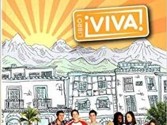 Year 7 Spanish - Whole Lesson - Viva 1- Module 2 - Week 5 - Lesson 2 - ¿Eres Fanático?