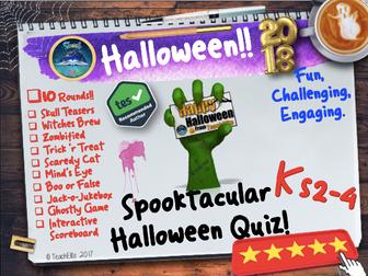 Halloween: Halloween Quiz 2018