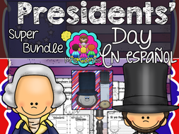 Día de los presidentes Super Bundle