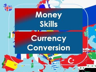 Money Skills: Currency Conversion
