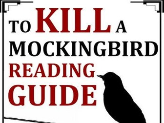 To Kill a Mockingbird Reading Guide