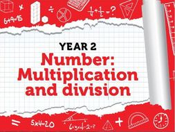 Year 2 - Multiplication and Division - Week 12