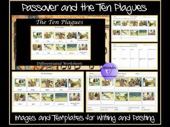 Passover: 'The Ten Plagues'