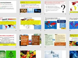 AQA GCSE RESOURCE MANAGEMENT - Introduction to Resources (Complete Lesson)
