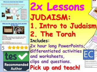 Judaism : Judaism Intro + Torah