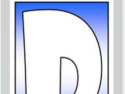 DRAMA subject signage