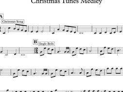 Christmas Tune Medley