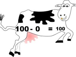 The Amazing Number Bond Cows (paid version - the full herd)