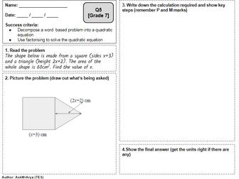 grade 4 problem solving
