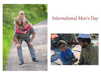International Men's Day - 31 Fun Teaching Activities To Do In Your Classroom