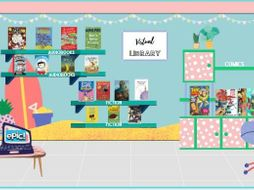 Primary 3-5 Virtual Library (KS1/2)