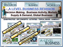 A Level Business Revision