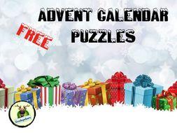 Advent Calendar Puzzles