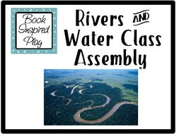 Rivers and Water Class Assembly **Fully Editable**