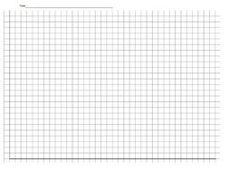 line graph or bar chart template