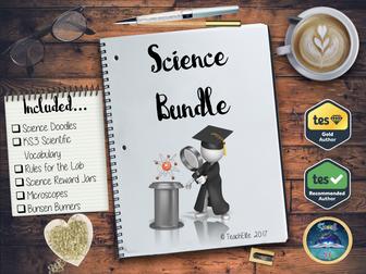 Science bundle.