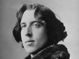 English Literature A Level The Picture of Dorian Gray Oscar Wilde complete SoW KS5