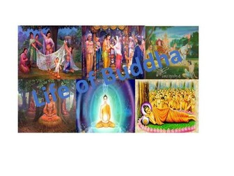 BUDDHA - Life of Gautama