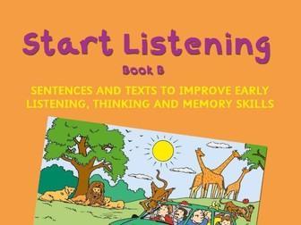 START LISTENING BOOK B