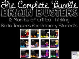 Brain Busters BUNDLE