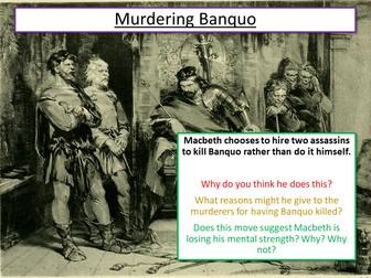 Macbeth Banquo Act 3 Scene 2
