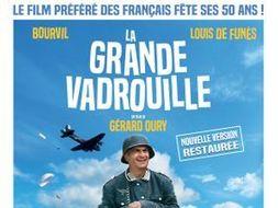 La grande vadrouille - French movie for KS3/KS4/KS5