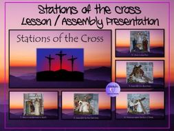 Stations of the Cross Presentation