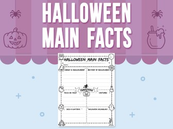 Halloween Main Facts