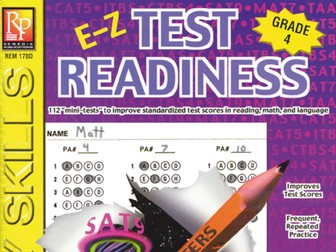 E-Z Test Readiness (Gr. 4)
