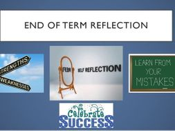 End of Term/Year Reflection Assembly
