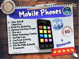Mobile Phones Tutor Time