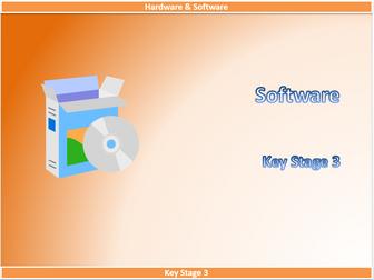 Software (KS3)
