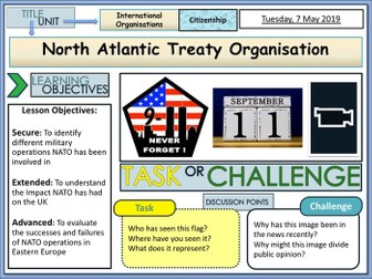 NATO and its Work