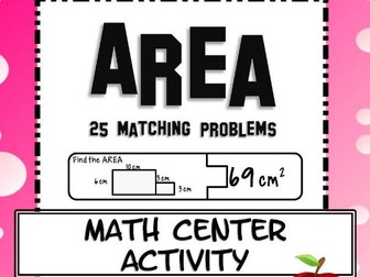 Finding the Area of Rectangles