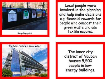 Sustainable city - Freiburg