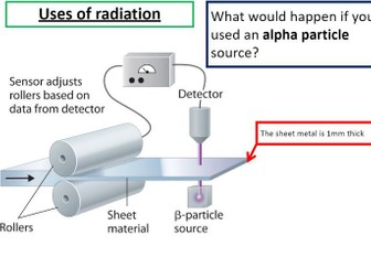 Nuclear Radiation - Bumper lesson pack