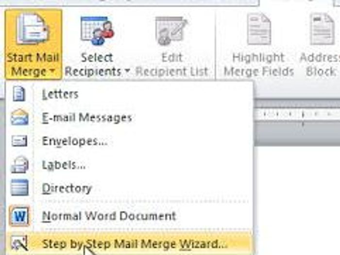 microsoft word mail merge step by step guide by resource creator rh tes com microsoft word mail merge instructions 2010 microsoft word mail merge instructions 2010